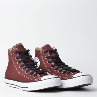 Tênis Converse Chuck Taylor All Star Hi Marrom Intenso CT11640001