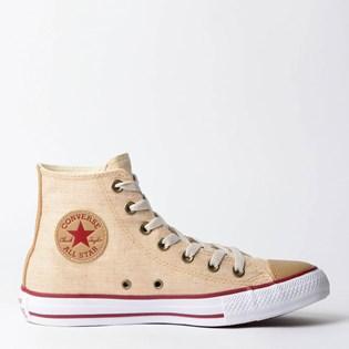 Tênis Converse Chuck Taylor All Star Hi Natural CT04350002