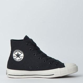 Tênis Converse Chuck Taylor All Star Hi Preto Amendoa CT11950001