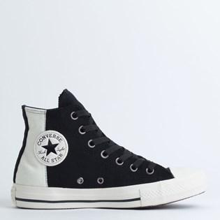 Tênis Converse Chuck Taylor All Star Hi Preto Amendoa CT13340002