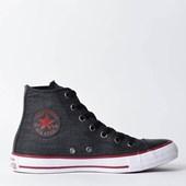 Tênis Converse Chuck Taylor All Star Hi Preto CT04350003