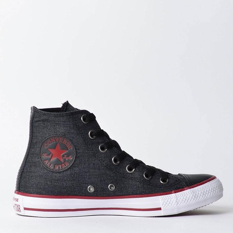 584108c451f Tênis Converse Chuck Taylor All Star Hi Preto CT04350003 - Loja Virus