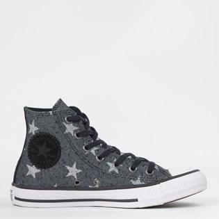 Tênis Converse Chuck Taylor All Star Hi Preto CT13890002