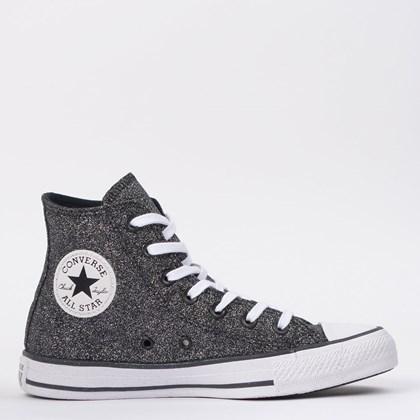 Tênis Converse Chuck Taylor All Star Hi Preto CT15360001