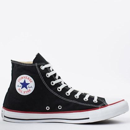 Tênis Converse Chuck Taylor All Star Hi Preto Vermelho CT00060007