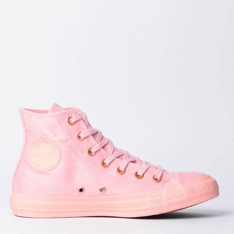Tênis Converse Chuck Taylor All Star Hi Rosa Escuro CT08530001