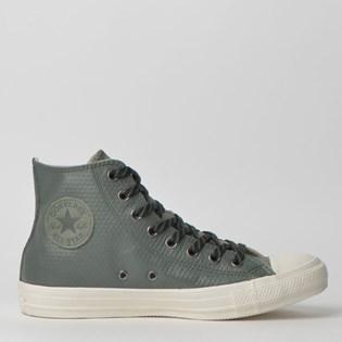 Tênis Converse Chuck Taylor All Star Hi Verde Oliva CT11740001