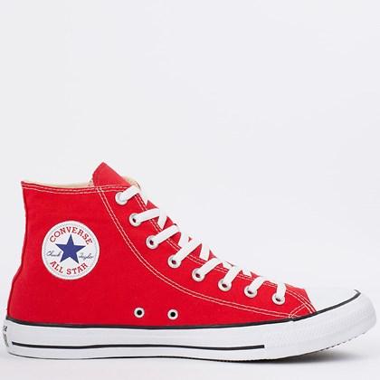 Tênis Converse Chuck Taylor All Star Hi Vermelho CT00060004