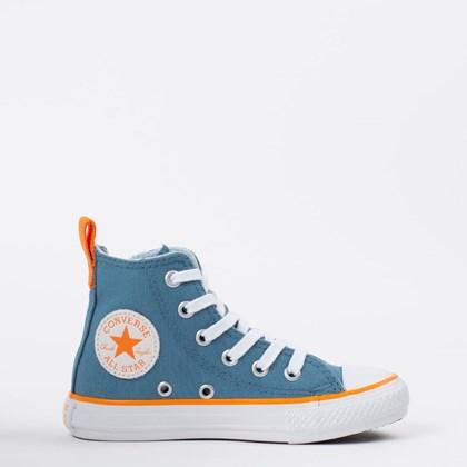 Tênis Converse Chuck Taylor All Star Kids Azul Escuro CK09090001