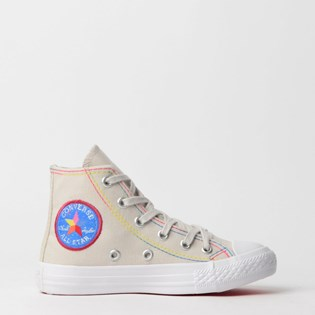 Tênis Converse Chuck Taylor All Star Kids Cinza Palido CK07690002