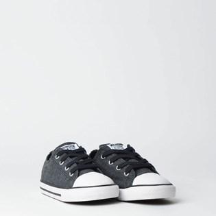Tênis Converse Chuck Taylor All Star Kids Ferro CK05360001