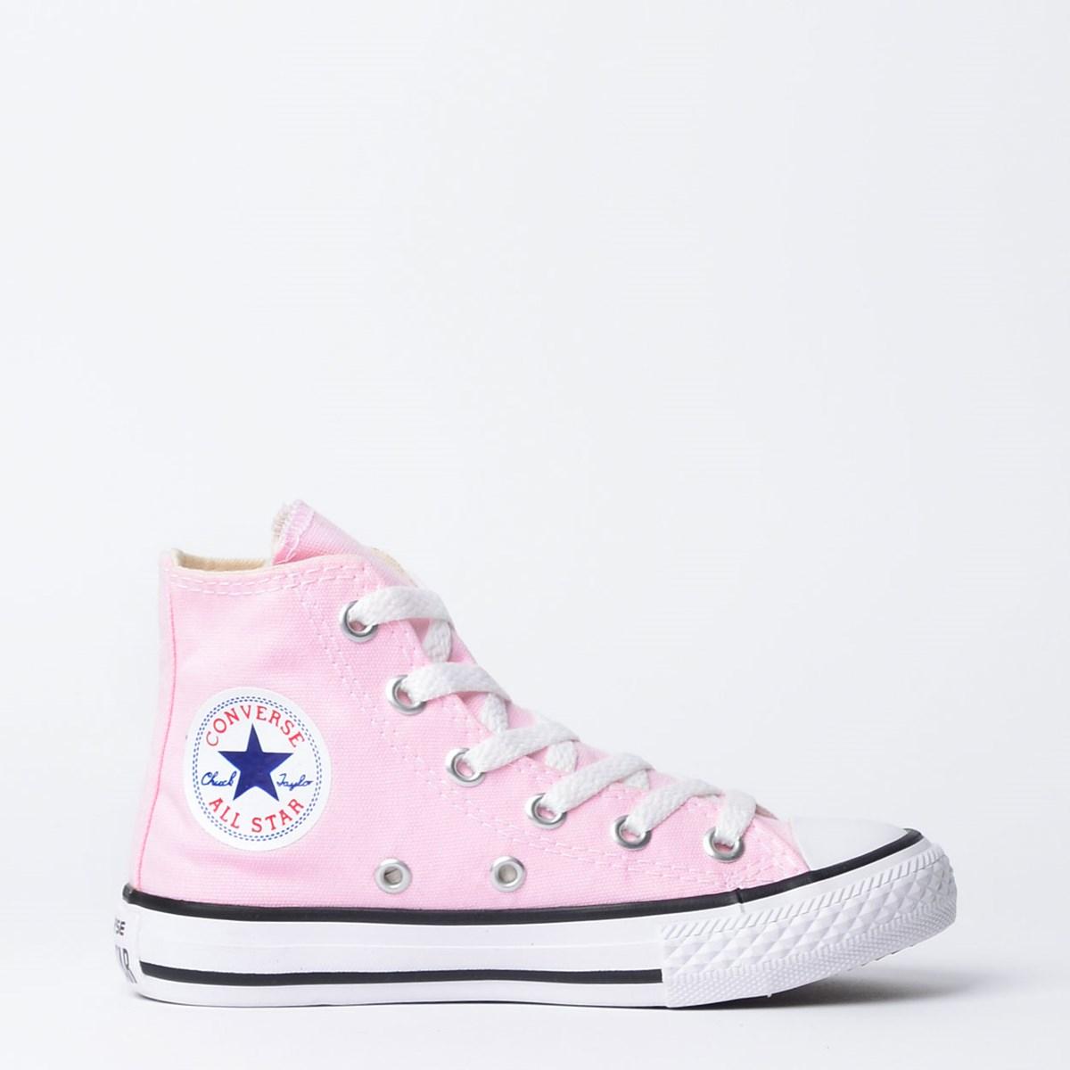 Tênis Converse Chuck Taylor All Star Kids Hi Cerejeira CK04280009