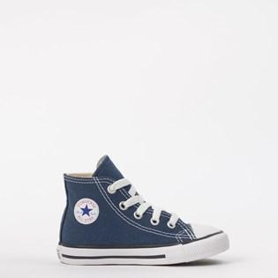 Tênis Converse Chuck Taylor All Star Kids Hi Marinho CK00030003