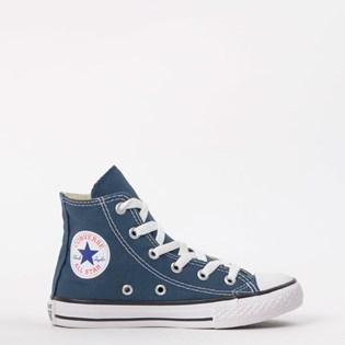 Tênis Converse Chuck Taylor All Star Kids Hi Marinho CK00040003
