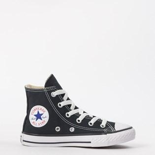 Tênis Converse Chuck Taylor All Star Kids Hi Preto CK00040002