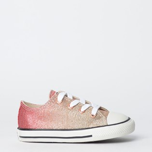 Tênis Converse Chuck Taylor All Star Kids Ouro Claro CK06800001