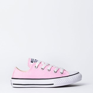 Tênis Converse Chuck Taylor All Star Kids Ox Cerejeira CK04300009
