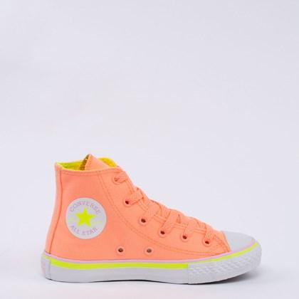 Tênis Converse Chuck Taylor All Star Kids Ox Coral CK08540004