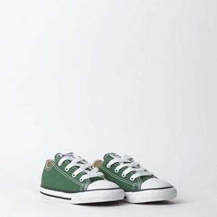 Tênis Converse Chuck Taylor All Star Kids Ox Verde Floresta CK04310016