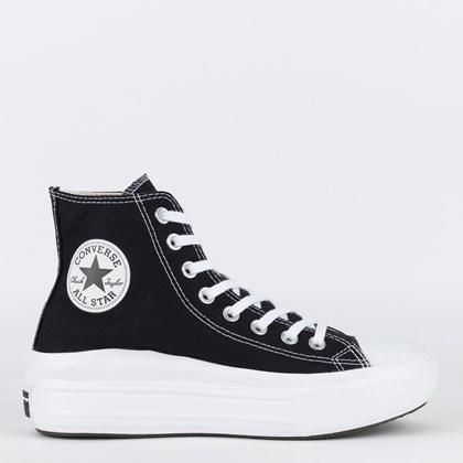 Tênis Converse Chuck Taylor All Star Move Hi Preto CT15460001