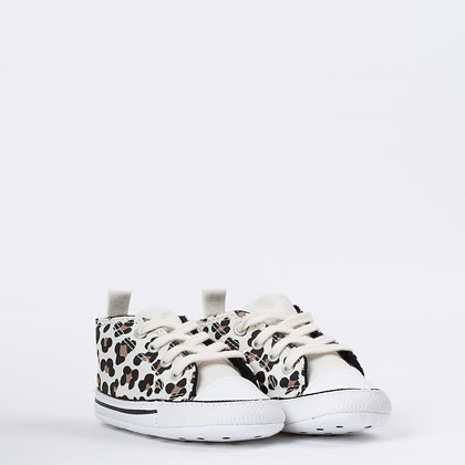 Tênis Converse Chuck Taylor All Star My First All Star Kids Amendoa CK08940001