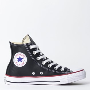 Tênis Converse Chuck Taylor All Star New Malden Hi Preto Vermelho CT04510003