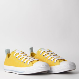 Tênis Converse Chuck Taylor All Star Ox Amarelo Vivo CT12740002
