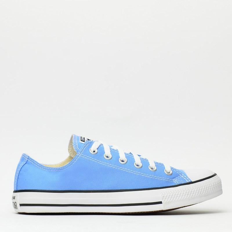Tênis Converse Chuck Taylor All Star Ox Azul Hortencia CT04200008