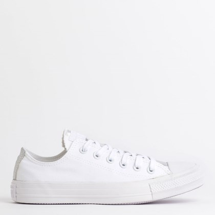 Tênis Converse Chuck Taylor All Star Ox Branco CT12780002