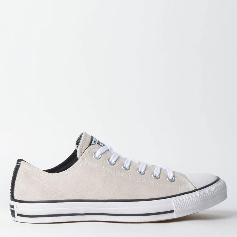 Tênis Converse Chuck Taylor All Star Ox Branco Velho CT11630002