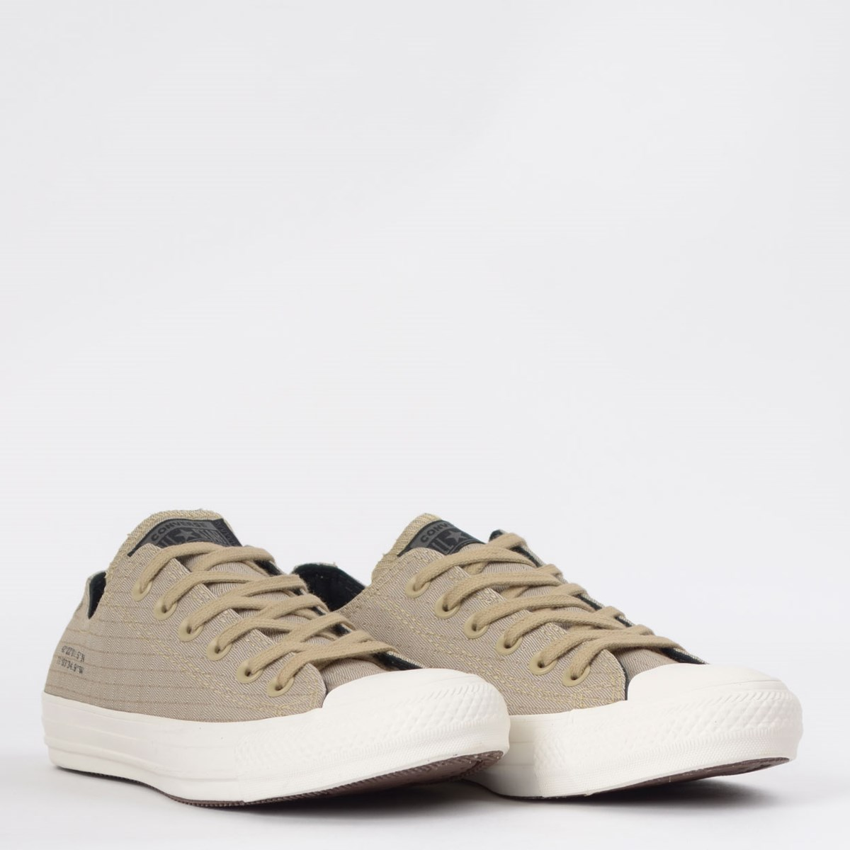 Tênis Converse Chuck Taylor All Star Ox Caqui CT13990002