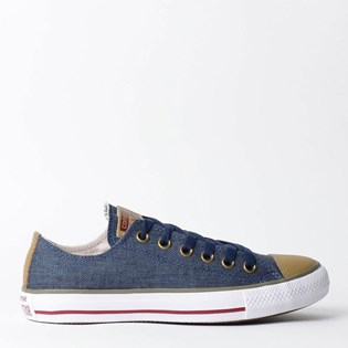 Tênis Converse Chuck Taylor All Star Ox Marinho CT04360001