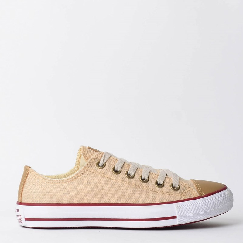 Tênis Converse Chuck Taylor All Star Ox Natural CT04360002