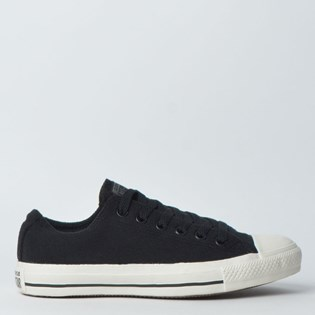 Tênis Converse Chuck Taylor All Star Ox Preto Amendoa CT12600001
