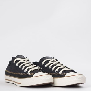 Tênis Converse Chuck Taylor All Star Ox Preto CT14030001