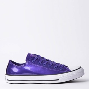 Tênis Converse Chuck Taylor All Star Ox Roxo Intenso CT11990001