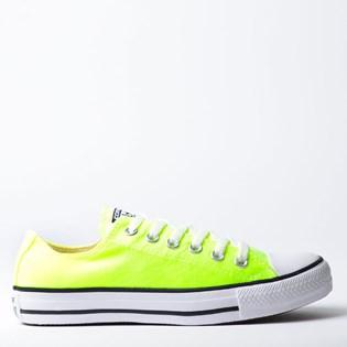Tênis Converse Chuck Taylor All Star Ox Verde Fluor CT04200021