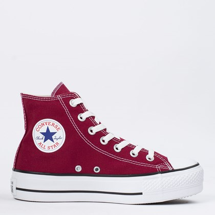 Tênis Converse Chuck Taylor All Star Platform Hi Bordo CT04940004