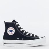 Tênis Converse Chuck Taylor All Star Platform Hi Preto CT04940001