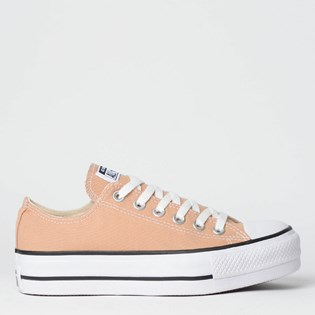 Tênis Converse Chuck Taylor All Star Platform Lift Ox Creme CT09630004