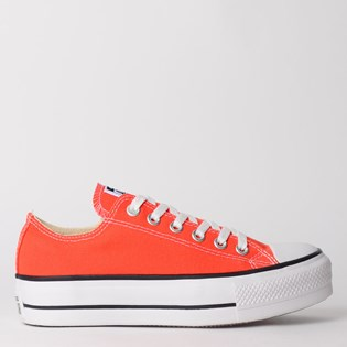Tênis Converse Chuck Taylor All Star Platform Lift Ox Fogo CT09630012