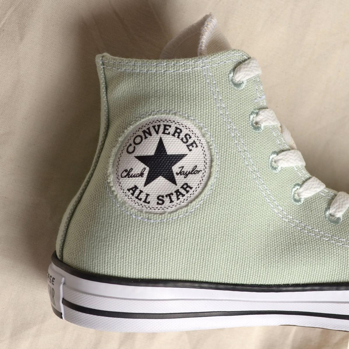 Tênis Converse Chuck Taylor All Star Renew Hi Green Oxide 167644C