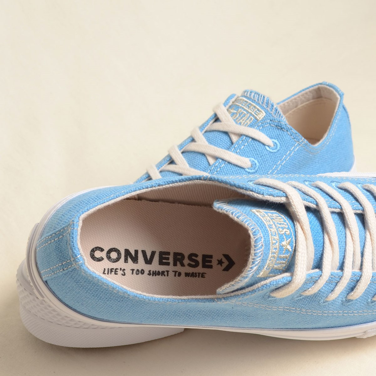 Tênis Converse Chuck Taylor All Star Renew Lift Platform Ox Coast White 567105C
