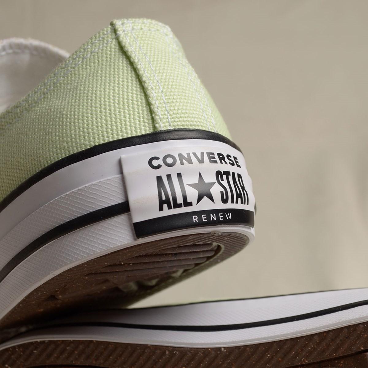 Tênis Converse Chuck Taylor All Star Renew Ox Barely Volt 167647C