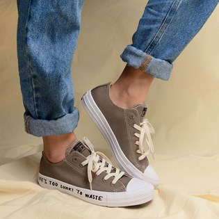 Tênis Converse Chuck Taylor All Star Renew Ox Mason Taupe 164921C