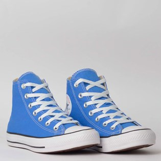 Tênis Converse Chuck Taylor All Star Seasonal Hi Azul Aurora CT04190031