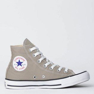 Tênis Converse Chuck Taylor All Star Seasonal Hi Cinza Pedra CT04190026