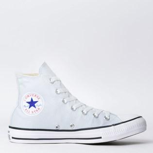 Tênis Converse Chuck Taylor All Star Seasonal Hi Cinza Puro CT04190020