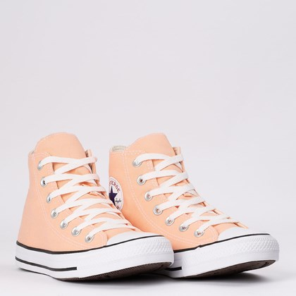 Tênis Converse Chuck Taylor All Star Seasonal Hi Melão CT04190051