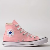 Tênis Converse Chuck Taylor All Star Seasonal Hi Rosa Salmao CT04190035